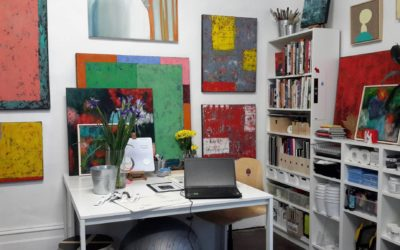 New painting studio at Wairoa